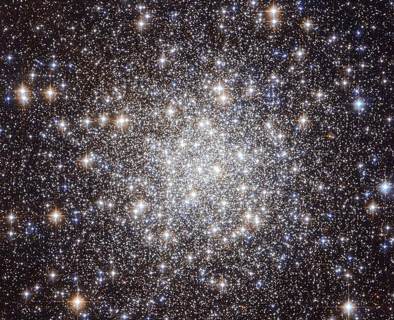 Globular cluster Messier 56