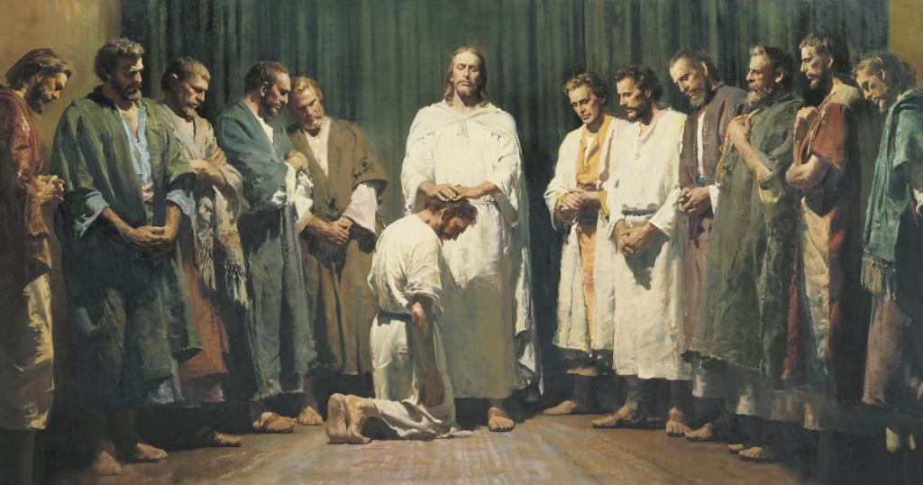 christ-ordaining